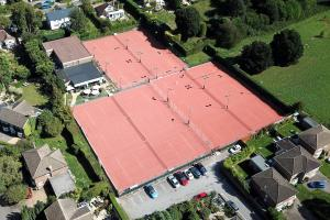 Tennis Courts at Dorking Tennis Club