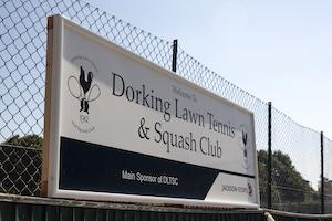 Dorking Lawn Tennis & Squash Club